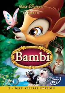 Bambi DVD (2005) David Hand