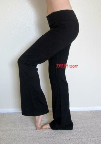 Yoga Pants Xl Fold Over Ebay