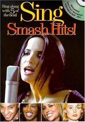 Sing Smash Hits With BK/CD