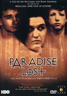 Paradise Lost: The Child Murders at Robin Hood [New (Paradise Lost The Child Murders At Robin Hood)