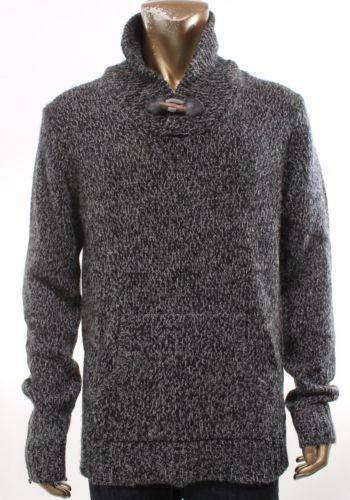 Mens Wool Shawl Collar Sweater | eBay