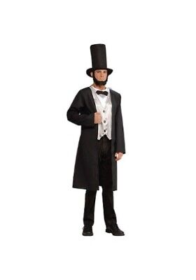 Abe Lincoln Costumes (Adult Abe Lincoln Costume)