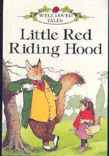 Little Red Riding Hood (Ladybird Well-loved Tales),Vera Southgate