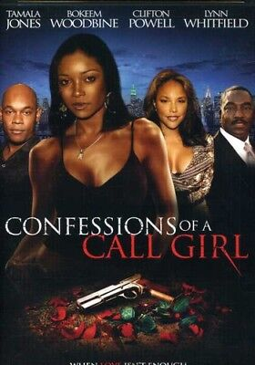 Confessions of a Call Girl [New DVD]