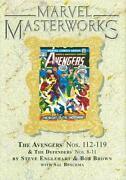 Marvel Masterworks Avengers