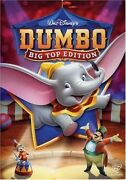 Dumbo Big Top Edition DVD