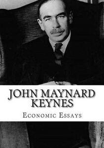 John Maynard Keynes, Economic Essays by Maynard Keynes, John -Paperback