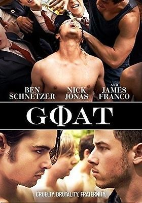 Goat Dvd James Franco Used Very Good