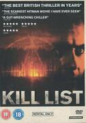 Kill List DVD