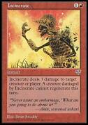 MTG Incinerate