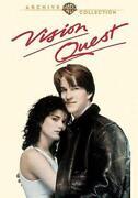 Vision Quest DVD