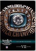 Americas Game DVD