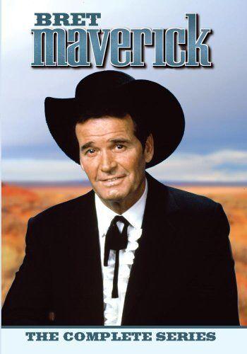 NEW Bret Maverick: The Complete Series (DVD)