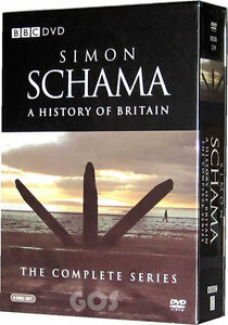 A History Of Britain Simon Schama The Complete Series BBC TV 6 DVD New Sealed