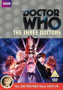 Doctor Who - The Three Doctors (2 Disc Special Edition) - dispatch in 24 hours!!