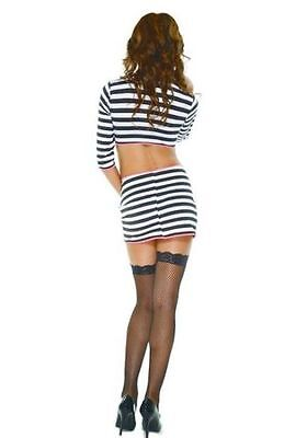 Forplay Women's Handcuffed Chic Costume Medium/Large - Handcuffed Halloween