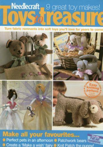 Toy Knitting Patterns Ebay