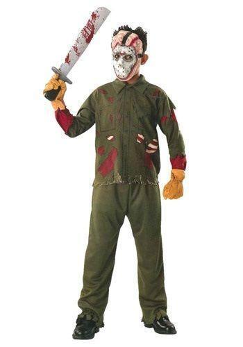 Jason Toys For Boys : Jason costume kids ebay