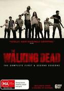 The Walking Dead Season 1 and 2