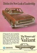Valiant Brochure
