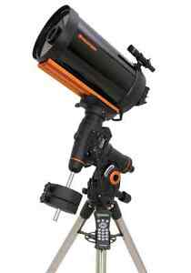 "Celestron 9.25"" telescope with CGEM mount + cords+ eyepieces Brisbane City Brisbane North West Preview"