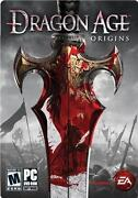 Dragon Age Origins Collectors