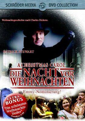 A Christmas Carol: Die Nacht vor Weihnachten [Limited Edition] [2 DVDs] [DVD], gebraucht gebraucht kaufen  Deutschland
