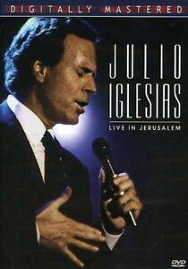 Julio Iglesias - Live [New DVD] Checkpoint, Sensormatic