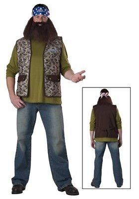 InCharacter Duck Dynasty Men's Willie Redneck Halloween Costume Adult One Size