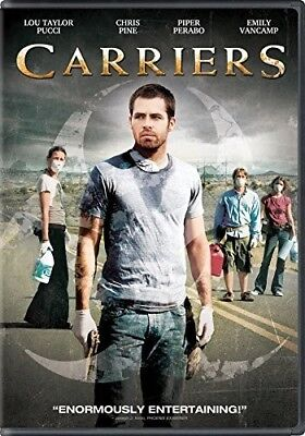 Carriers [New DVD] Ac-3/Dolby Digital, Dolby, Widescreen