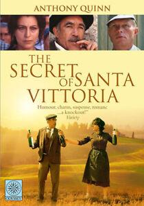 The Secret of Santa Vittoria DVD (2016) Anthony Quinn ***NEW***
