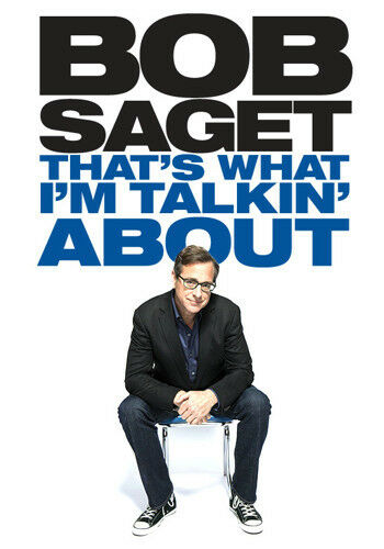 Bob Saget That's What I'm Talkin' About 2013 DVD