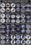 AFL Badges