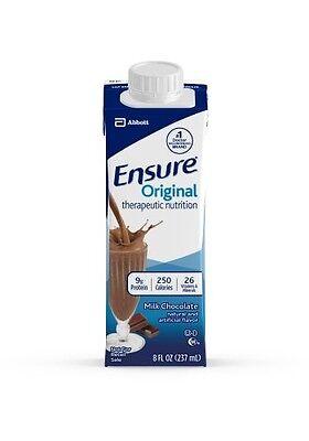 Ensure Technologies Original Milk Chocolate, 8 Ounce Cart...