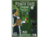 Power Grid Board Game + Expansion Map