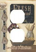 Primitive Light Switch Covers