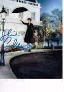 Julie Andrews Signed