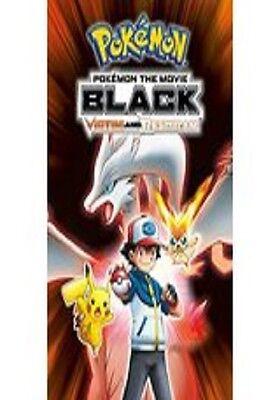 Pokemon the Movie: Black - Victini and Reshiram - DVD Region 4