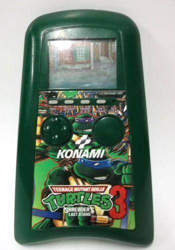 Konami Tmnt Toys Amp Hobbies Ebay