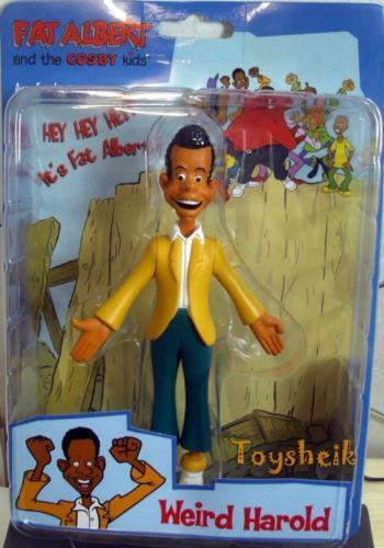 Toys For Fat : Fat albert toys ebay