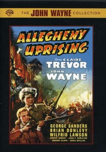 Allegheny Uprising [Commemorative Packaging] (2007, DVD NEW)