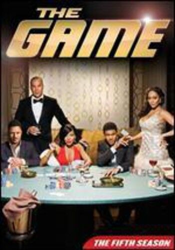 The Game - The Game: The Fifth Season [new Dvd] Ac-3/dolby Digital, Wi