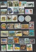 New Zealand Stamp Lot