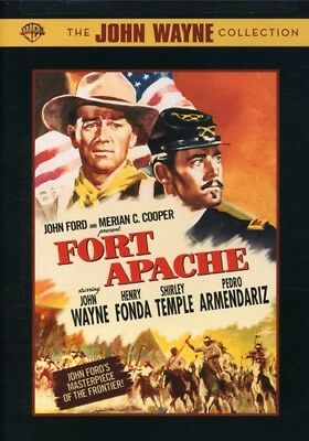 Fort Apache [New DVD] Repackaged, Special Packaging, Subtitled, Standard Scree