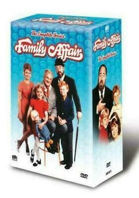 Family Affair - The Complete Series Seasons 1-5 (DVD, 2008, 24-Disc Set)