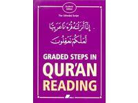 GRADED STEPS IN QUR'AN Quran Qaidah READING