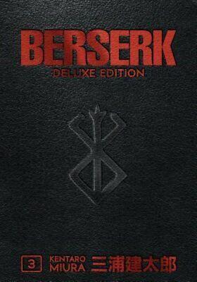Berserk Deluxe Volume 3 by Duane Johnson: New