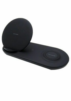 Samsung Wireless Charger Duo Fast Charge Stand & Pad For Galaxy Note 9 S9 S9+ ()