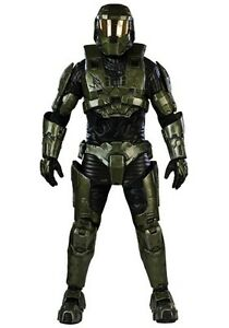 Adult deluxe HALO Master Cheif costume - used condition, as is