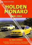 Monaro Book